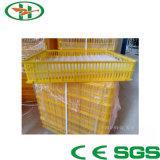 定温器はHacher機械のための耐久のプラスチック黄色い工夫のバスケットを分ける
