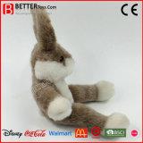 승진 선물 연약한 토끼 박제 동물 견면 벨벳 토끼 장난감