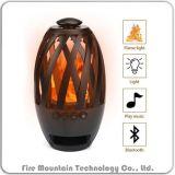 Fy01 빛을%s 가진 소형 옥외 가정 사용 금속 스피커