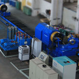 CNGの高圧タンクのための熱い回転機械