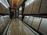 Doppie mattonelle di pavimento Polished gialle della porcellana del materiale da costruzione di caricamento di Bulatti