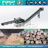 100-200mm木ログのための木製の欠ける機械