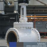 Flange industrial ou Bw termina o ferro fundido e aço inoxidável forjado válvula globo