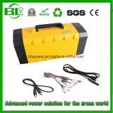 Mises sous tension de sauvegarde de pack batterie du lithium 80ah pour 5V/12V électronique avec l'usine chinoise de batterie de Shenzhen Nice de cas avec les échantillons courants pour le contrôle