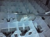 Alto sensor exacto de la punta de prueba de la temperatura y de la humedad de las incubadoras de las aves de corral
