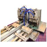 Striscia dell'acquazzone che fa macchina con la striscia magnetica
