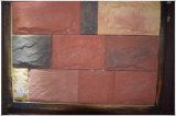 Steen Van uitstekende kwaliteit van het Gezicht van de Rots van de levering de Kunstmatige Culturele Buiten Decoratieve