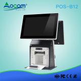POS-B12 12 Zoll Windows androides Restaurant POS System with Dual Bildschirmanzeige