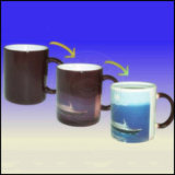Color reversible termocrómico que cambia por Heating Pigment