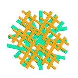 2017 nouveaux produits en PVC souple Enregistrement Enregistrement CD Coaster Coasters caoutchouc 3D Coaster