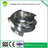 アルミニウムまたは真鍮かステンレス鋼の金属機械スペアー自動CNCの機械化の部品