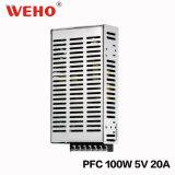 Stromversorgung des Leistungs-Faktor-100W 5V mit Pfc Funktion