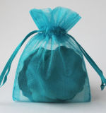 Organza Drawstring poison Bag, Nonwoven Packing Pouch (GZHY-dB-001)