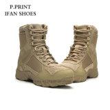 Горячие ботинки пустыни надувательства для цвета песка армии
