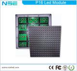 P16 a todo color que hace publicidad del módulo de la visualización de LED LED
