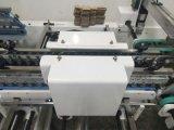 折る大きいギフト用の箱および波形のカートンつける機械(GK-1450AC)を