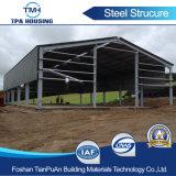 Large-Span сегменте панельного домостроения в стандартные стальные конструкции кузова пролить свет на ферме