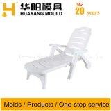 Salão de plástico cadeira de praia do molde (HY045)