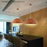 Moderner Innenbeleuchtung-Leuchter-hängendes Licht mit hölzerner Farbe