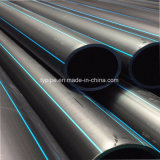 Tubo del HDPE de la fuente de agua potable SDR11 del Dn 63m m con sano e insípido