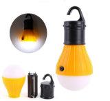 Populäre bunte Birnen-Form kampierendes Lantern&LED kampierendes Licht mit Haken