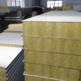 Panneau à haute densité de laines de roche de prix bas