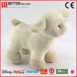 Fabricant OEM de la fabrication des animaux en peluche en peluche agneau Jouet souple