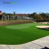 Jardines Césped Artificial de alta calidad para patio y jardín (ES).