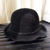 Chapeau chaud de dames de chapeau de l'hiver de chapeau de position de vente