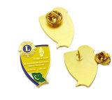 Pin modificado para requisitos particulares ventas calientes de la solapa del níquel para el regalo de la promoción