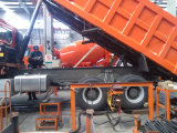 Sinotruk HOWO 팁 주는 사람 트럭 덤프 트럭 6X4/8X4 336/371HP