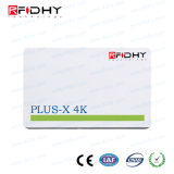 Neue Papierkarte des Produkt-MIFARE (R) DESFire RFID für Zugriffssteuerung