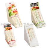 Plástico OEM Sandwich de embalaje de papel de la bolsa de comida