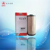Il motore originale di filtri dell'aria filtra i filtri dell'olio pilota dei filtrante per i pezzi meccanici della costruzione dell'escavatore di Sany
