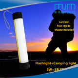 2018 heet LEIDEN van de Noodsituatie van de Last van de Verkoop USB Licht Openlucht het Kamperen Licht met Magneet