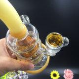 Bontek Glasrecycler-Wasser-Rohr-rauchendes Wasser-Rohr