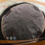 Il breve merletto Brown candeggiato annoda la parrucca degli uomini (PPG-l-02616)