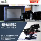 Камера DVR нового мотоцикла прибытия полного HD1080p двойная