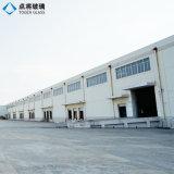 La Chine Double vitrage réfléchissant Low-E pour la construction de la façade de verre