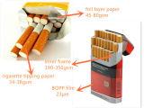 Aluminiumfolie-Zigaretten-Zigarre-Verpackungs-Folie 1235