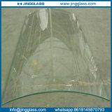 4mm-19mm hanno curvato il vetro Tempered per il vetro della costruzione di sicurezza
