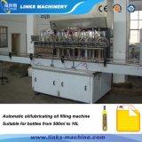 Полноавтоматическая машина завалки арахисового масла для фабрики пищевого масла заполняя