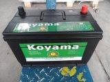 Batería 12V 90ah de la batería de automóvil de la batería de coche de Koyama 105D31r frecuencia intermedia