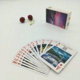 Cartes de papier créatrices d'impression de tisonnier fait sur commande de qualité avec le logo Yh361 de compagnie