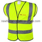 Оптовая торговля рабочей одежды куртка светоотражающие безопасности Майка принимать индивидуальные