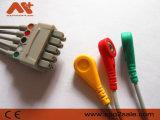 Ge Vs E9008ECG lh 3 latiguillos IEC Snap derivaciones