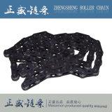 証明書ISO9001の鋼鉄単一繊維伝達コンベヤーのローラーの鎖