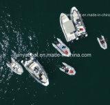 China PVC Hypalon Barco Barco barco inflável dobrável concurso