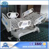 Bic601 Hospital Advanced 7 funciones de inclinación lateral de la ICU cama eléctrica completa