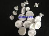 25 mm de haut de fonctionnement pour la stérilisation Seringue-filtre de pression